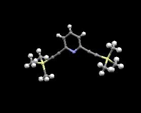 2,6-Bis(trimethylsilyl)ethynylpyridine